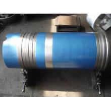 Линейный цилиндр дизельного двигателя