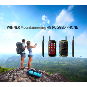 Mountaineering 4G RUGGED PHONE