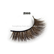 Top quality sable mink lashes eyelash extension brown for distributors