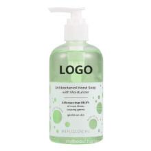 Private Label Antibacterial Liquid Hand Soap