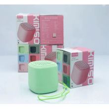 Macaron Cute Portable KIMISO KMS M6 Mini Wireless Speaker 2021