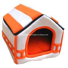 Polar Fleece Comfortable Winter Pet House