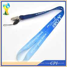 Sublimation Lanayrd Neck Lanyards for Exhibition