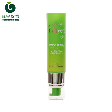 40ml cosmetic plastic tube for hand cream/essence packaging