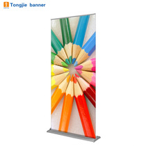Hot sales, Exhibition Stand Scroll Banner Roll Up