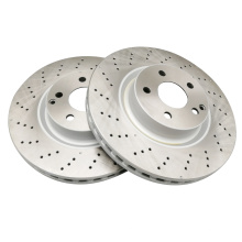 Top quality truck auto spare parts heavy duty brake disc for MAN