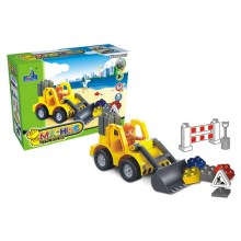 One of Hottest for Funny Blocks Children's Building Toys for Boy export to Netherlands Exporter