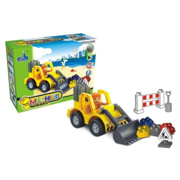 Factory For for Funny Blocks Children's Building Toys for Boy supply to South Korea Exporter