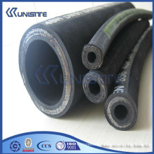 Tuyau d'air en caoutchouc flexible noir personnalisé pour le dragage (USB5-003)