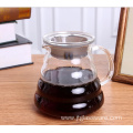 Handblown Glass Coffee Maker