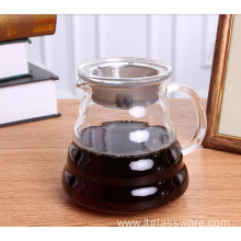 Leading Manufacturer for for Glass Drip-Free Carafe Handblown Glass Coffee Maker supply to Paraguay Suppliers