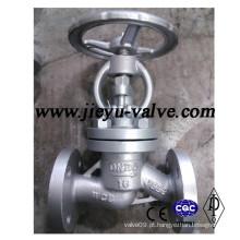 Válvula de Globo de Aço Carbono DIN Pn16 Dn25