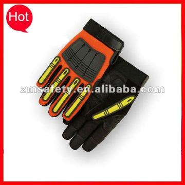 finger protection mechanic glove