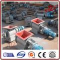 Промышленный стальной электрический поворотный клапан углерода