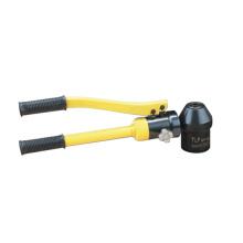 HONGLI hydraulic steel hole punch tool /iron hole punch machine HHK-15