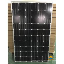 260W de alta eficiência Mono painel solar PV