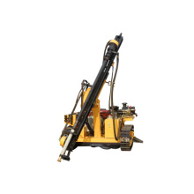 Rotary Tractor Drilling Rig Machine sebagai Drill Car