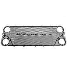 Edelstahl-Wärmetauscherplatte (kann ALFALAVAL M15B / M15M ersetzen)