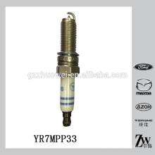 Bougie d'allumage Bosch de haute qualité pour les voitures allemandes YR7MPP33 / A0041591803 / A004159180326