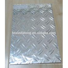 placa a cuadros de aluminio para aleación de suelo 1100 3003 3105