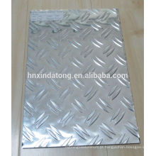 placa quadriculada de alumínio para liga de piso 1100 3003 3105