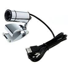 1200 megapíxeles HD1080P Unidad USB 2.0 libre cámara web para PC portátil