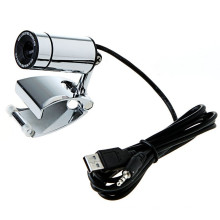 1200 Megapixels HD1080P Free drive USB2.0 Câmera Web para PC laptop