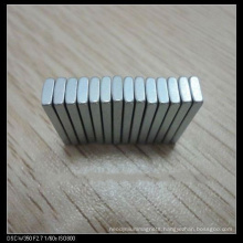 Nickel Plating Neodymium Permanent Magnet