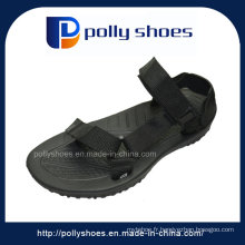 Sandales en plastique à la mode EVA Men Slipper Sandales à bas prix en gros en gros