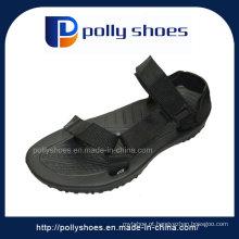 Sandálias de plástico de moda EVA Men Slipper Sandálias de plástico barato Atacado