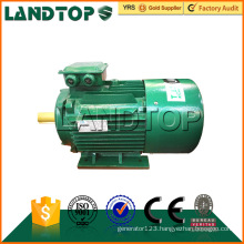 LANDTOP AC 50Hz 60Hz electric motor 50kw