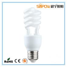 9W 11W Half Spiral Energy Saving Lamp T3 Light