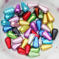 Best Loose Acrylic Miracle Oval Beads Teardrop Spacer Bead Charms