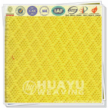 YT-0823, tecido de malha de malha de poliéster 3d para cadeira