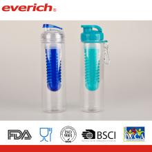 Tritan Fruchtsaft Plastikflasche Neu, Frucht Infusionsflasche Wasserflasche, BPA frei