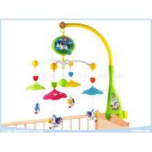 Electric Toys Baby Mobiles on Baby Cot for Baby