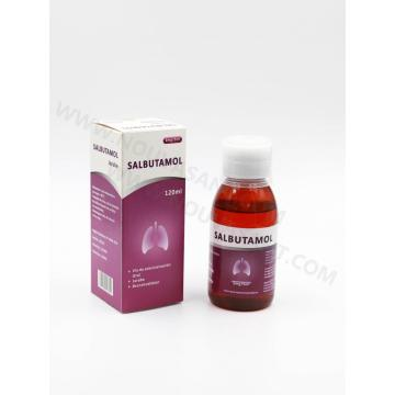 Salbutamol Syrup 2mg / 5ml 120ml