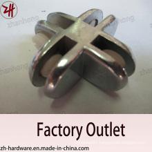 Factory Direct Sale Patch Fitting Glass Shelf Brackets (ZH-8036)