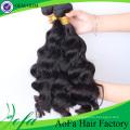 Vague de Corps Extension de Cheveux Humains Non Transformés En Gros Vison Vierge Brésilienne Cheveux