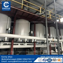 automatic SBS/APP asphalt rubber membrane machine supplier