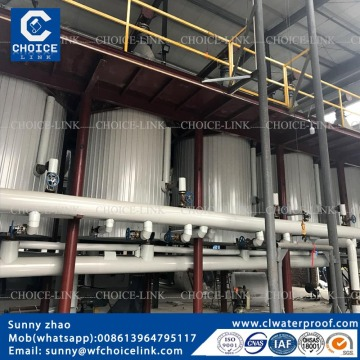 SBS/APP bitumen waterproof membrane production line