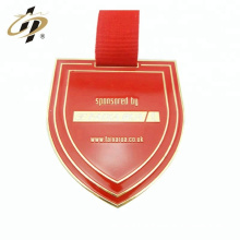 China manufacturer custom metal emboss judo sports medal