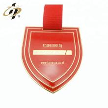 China fabricante de metal personalizado em relevo judô medalha de esportes