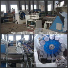 ПВХ волоконно укрепление труб Производственная линия