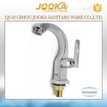 ABS filter chrome plated best selling wash basin faucet