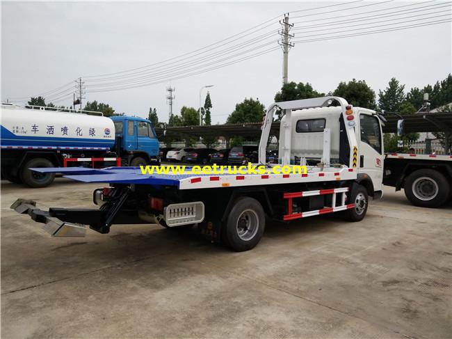 6T Rescue Wrecker Trucks