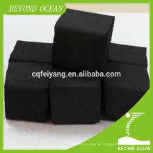 exportadores de carbón cúbico de coco de buena calidad