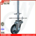 8 Inch Japanese Rubber Scaffold Casters
