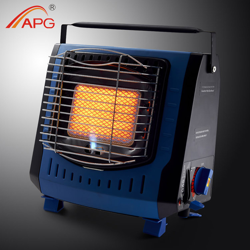 APG Portable Mini Camping Outdoor Patio Gas Heater