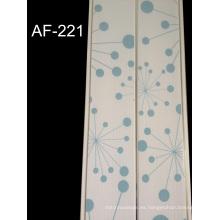 Fábrica confiable del panel de pared del PVC